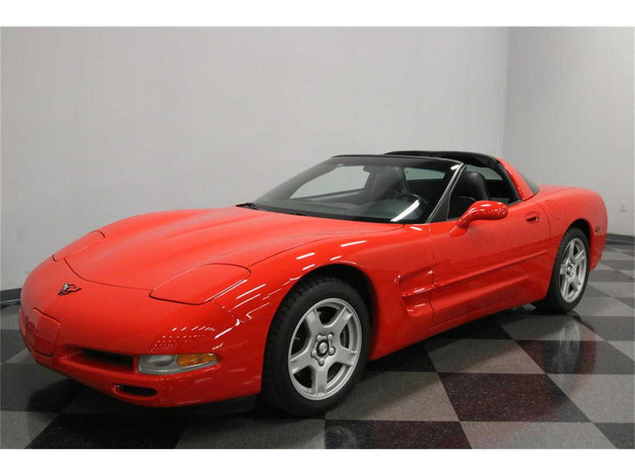 Large Picture of 1999 Chevrolet Corvette - N82I