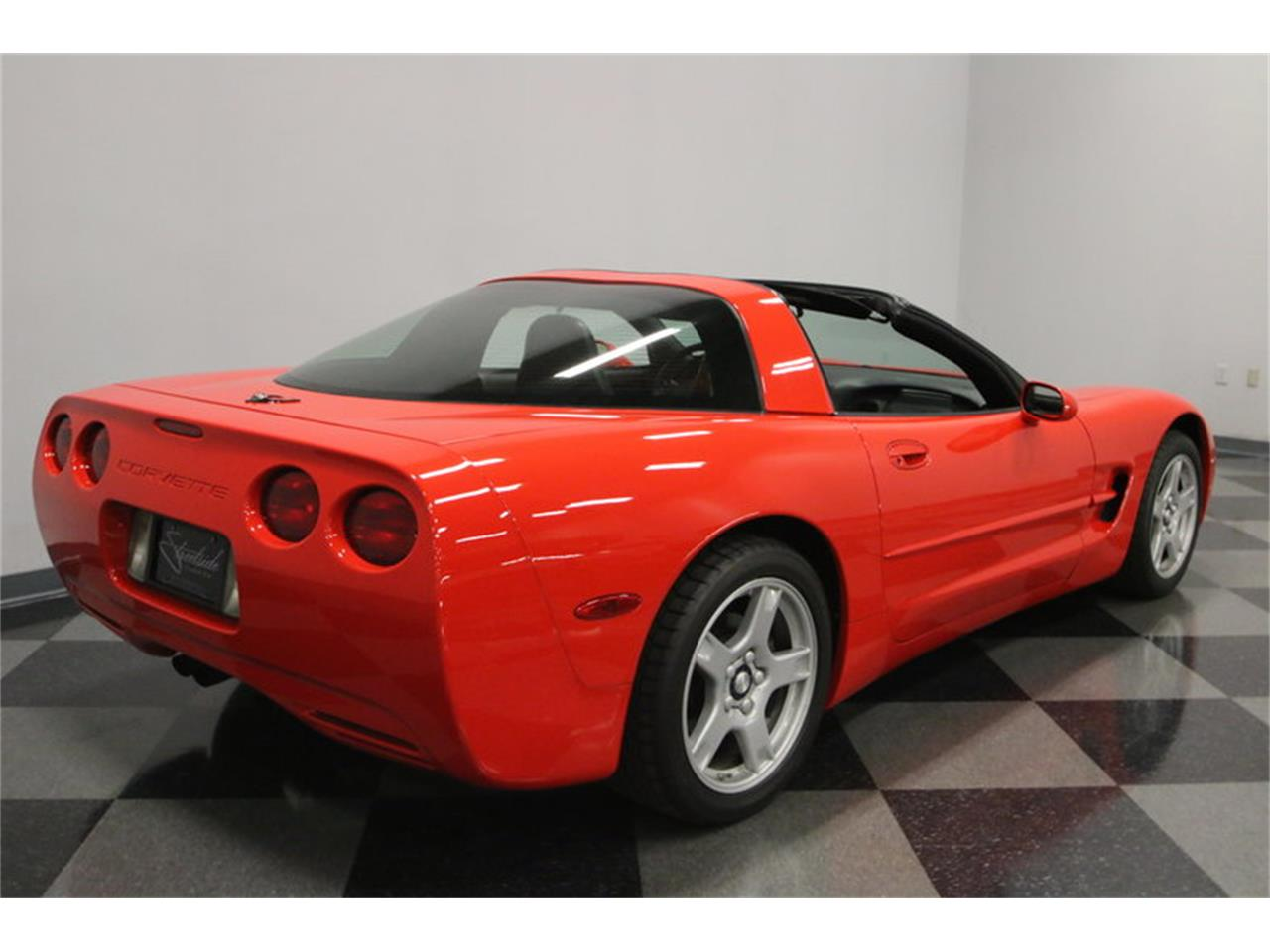 Large Picture of '99 Corvette - N82I