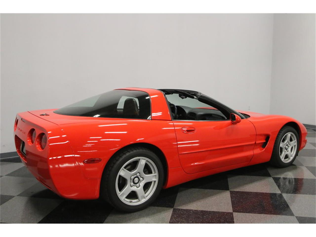 Large Picture of '99 Chevrolet Corvette located in Tennessee Offered by Streetside Classics - Nashville - N82I