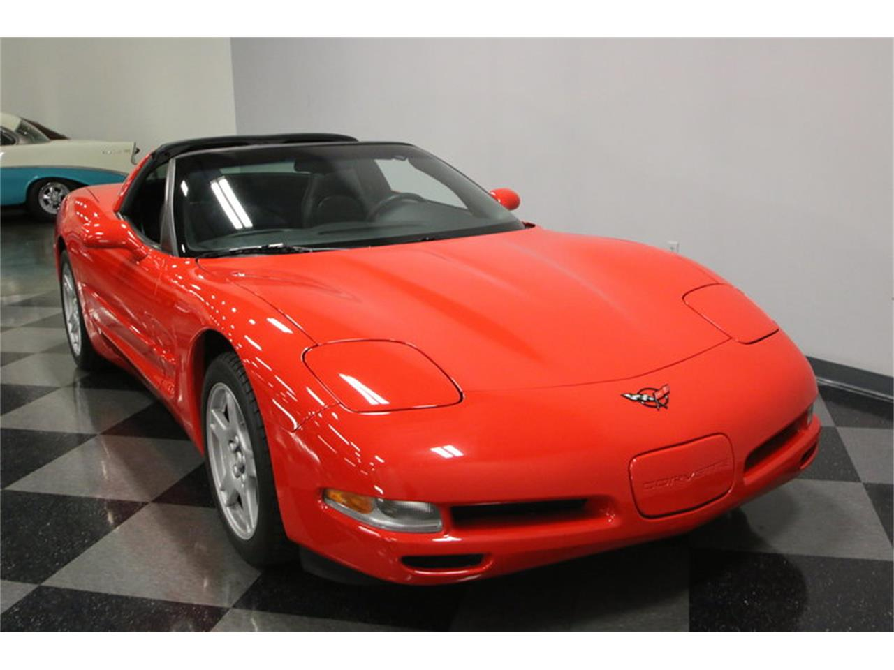 Large Picture of 1999 Corvette - N82I