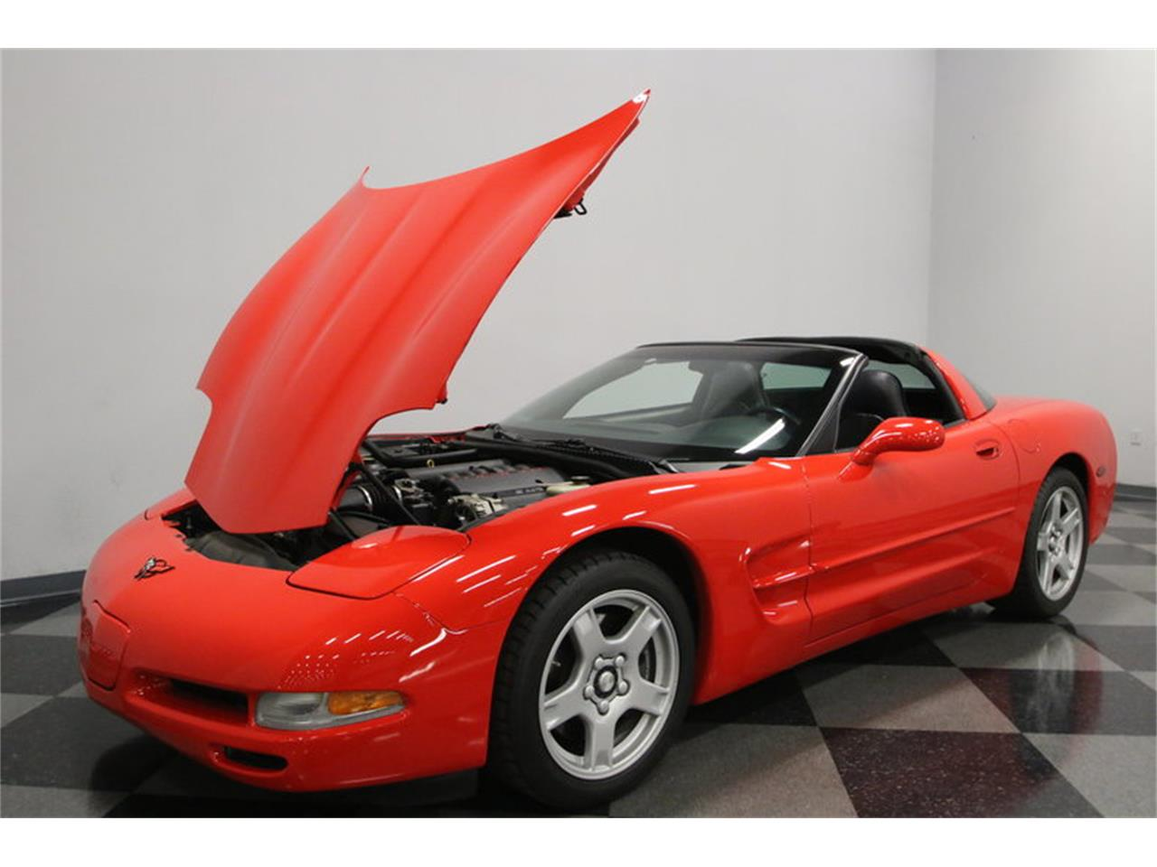 Large Picture of '99 Corvette located in Lavergne Tennessee - $19,995.00 Offered by Streetside Classics - Nashville - N82I