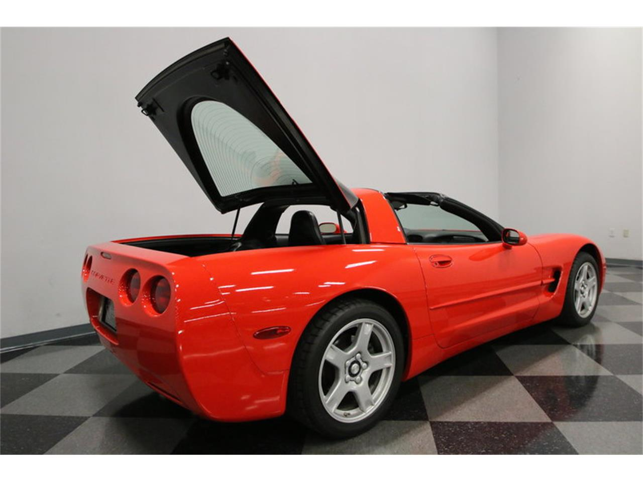 Large Picture of 1999 Corvette Offered by Streetside Classics - Nashville - N82I