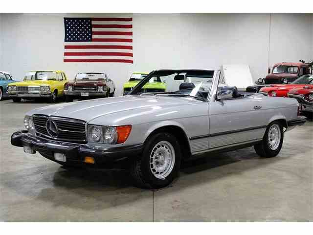 Picture of '85 380SL - N82P