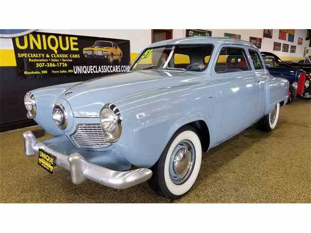 Picture of Classic 1951 Studebaker Champion Offered by Unique Specialty And Classics - N82Q