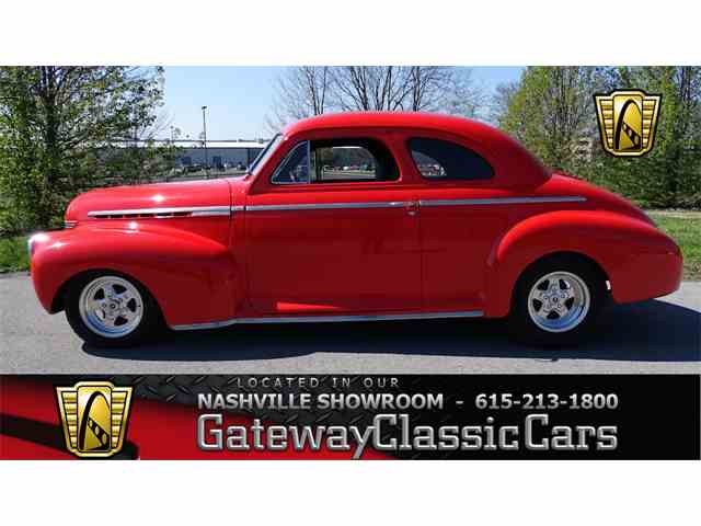 Picture of '41 Chevrolet Deluxe located in Tennessee - $36,995.00 Offered by Gateway Classic Cars - Nashville - N82T