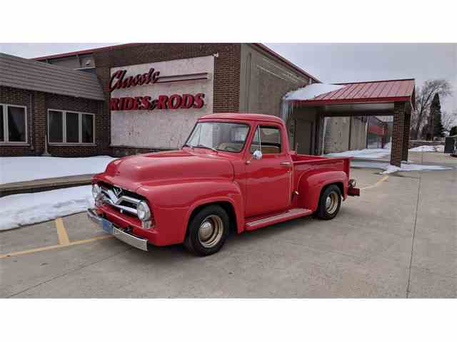 Picture of '55 F100 - N82V