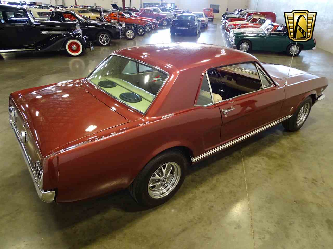 Large Picture of '66 Mustang - N82Z