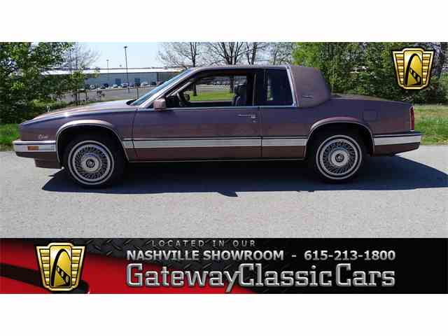 Picture of '89 Eldorado located in La Vergne Tennessee Offered by Gateway Classic Cars - Nashville - N833