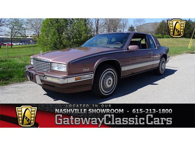 Picture of '89 Eldorado - N833