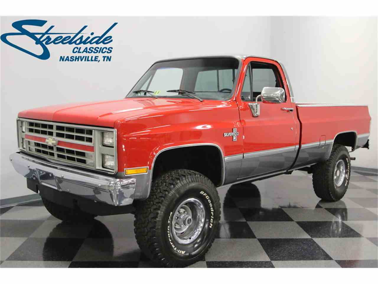 Large Picture of '87 K-10 - N83C
