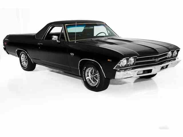 Picture of '69 El Camino - N83I