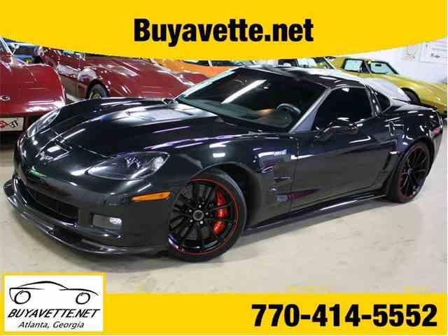 Picture of '12 Corvette - N83O