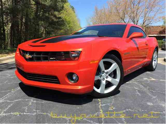 Picture of '12 Camaro Offered by Buyavette - N83P