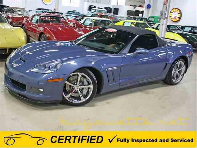 Picture of '12 Corvette - N83Q