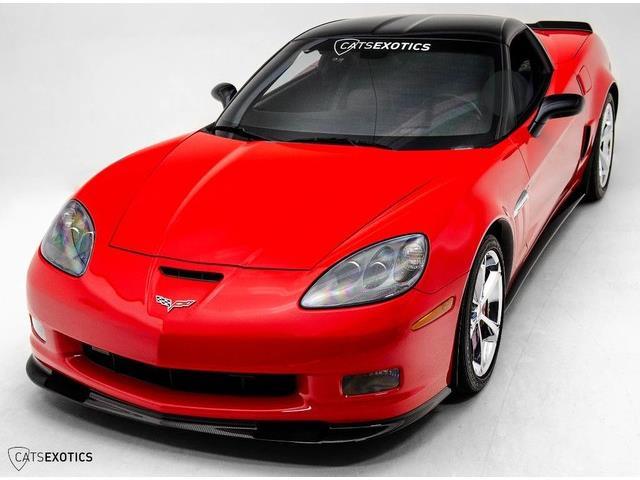 Picture of '11 Corvette - N83U
