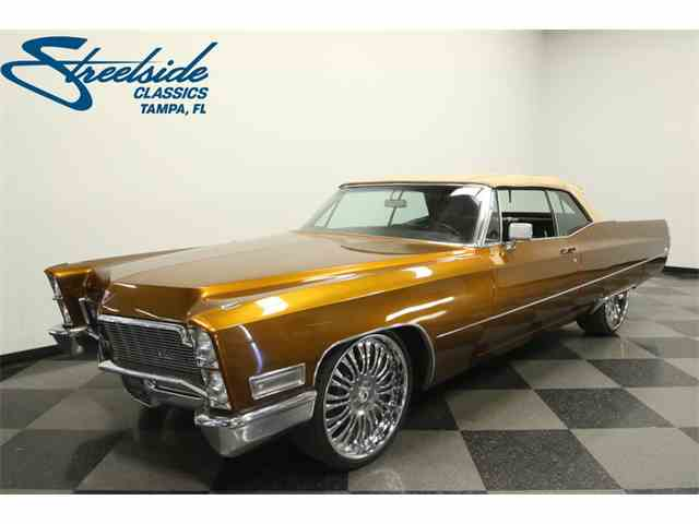 Picture of Classic '68 Cadillac DeVille - $22,995.00 - N83Y