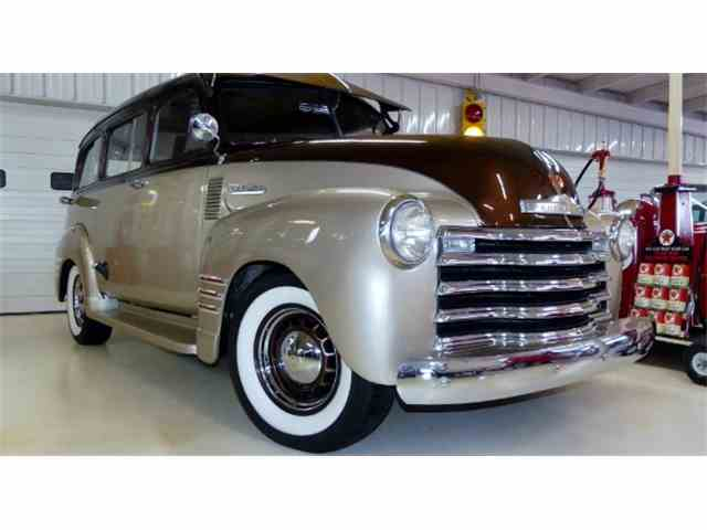 Picture of '52 Suburban - N840