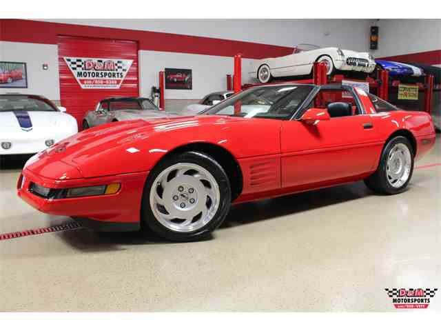 Picture of '92 Corvette - N84G