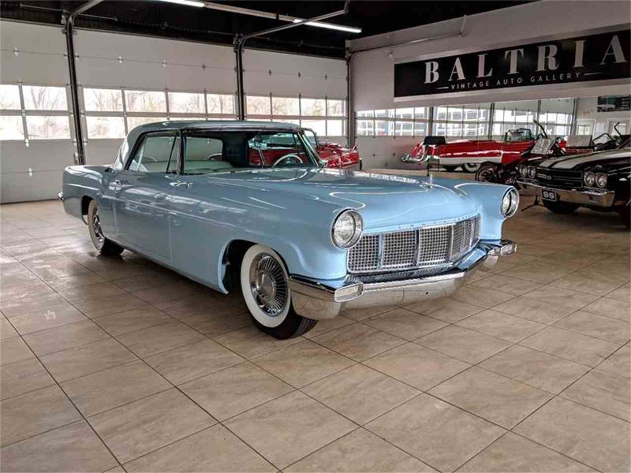 1956 Lincoln Continental for Sale   ClicCars.com   CC-1083621