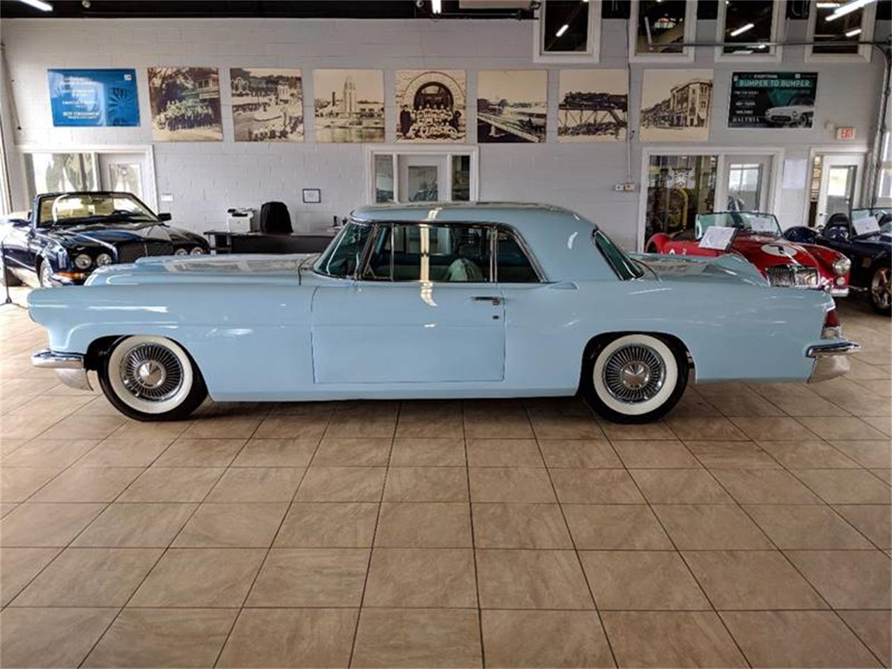 Large Picture of Classic '56 Lincoln Continental located in Illinois - N84L