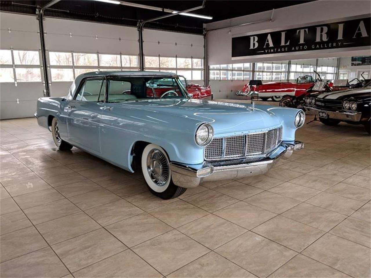 Large Picture of '56 Continental - N84L