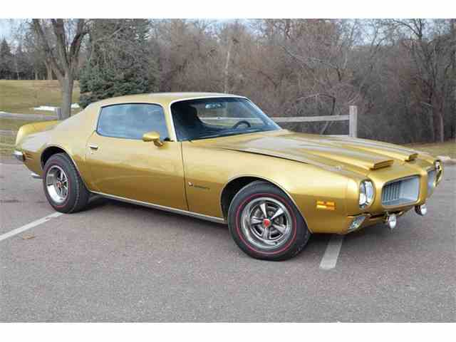 Picture of Classic '72 Firebird - $36,995.00 Offered by Vern Eide Specialty & Classics - N84U