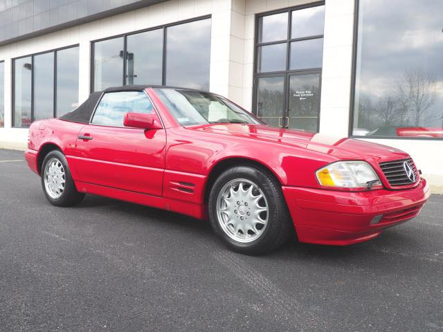 Picture of '96 SL-Class - N84V