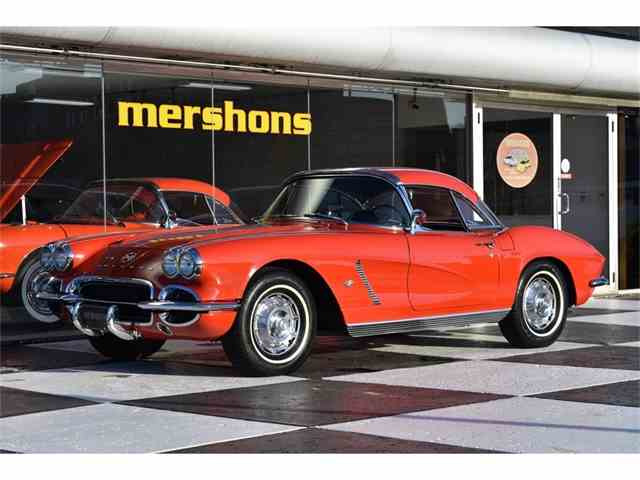 Picture of '62 Corvette - N858