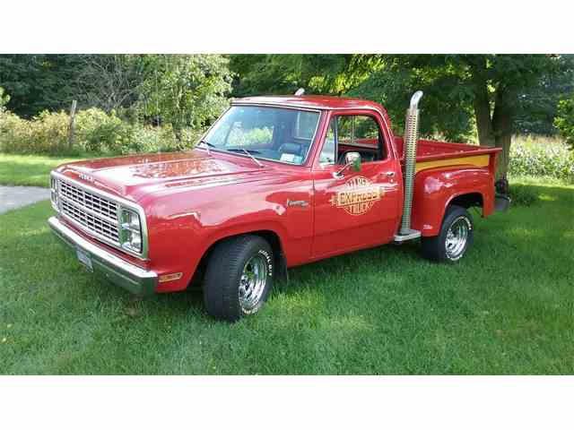 Picture of '79 Little Red Express - N85B