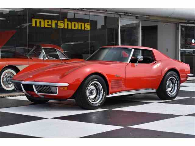 Picture of '71 Corvette - N861