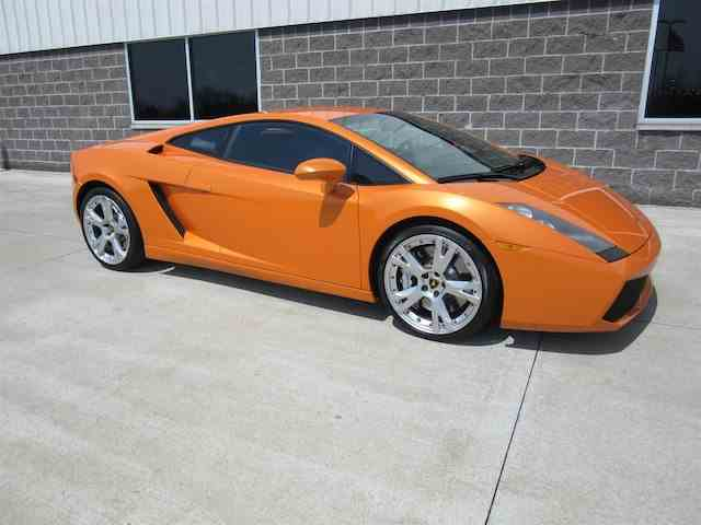 Picture of '08 Gallardo - N869