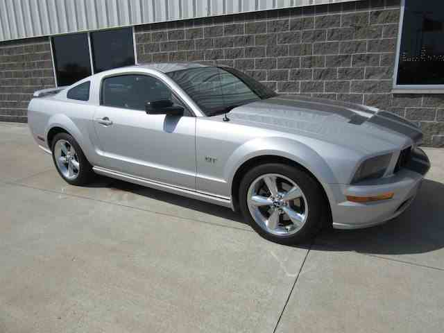 Picture of '06 Mustang - N86C