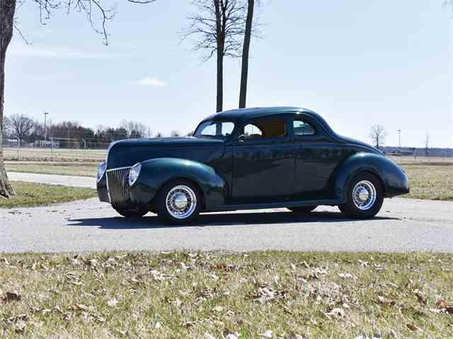 Picture of '40 V-8 Coupe Custom - N86K