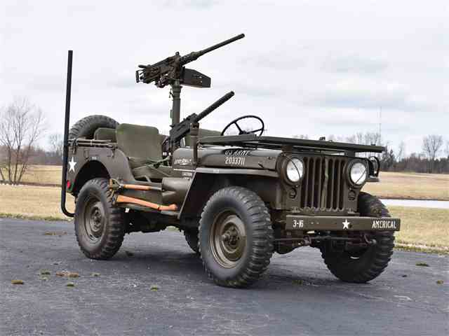 Picture of '51 Army Jeep - N86P