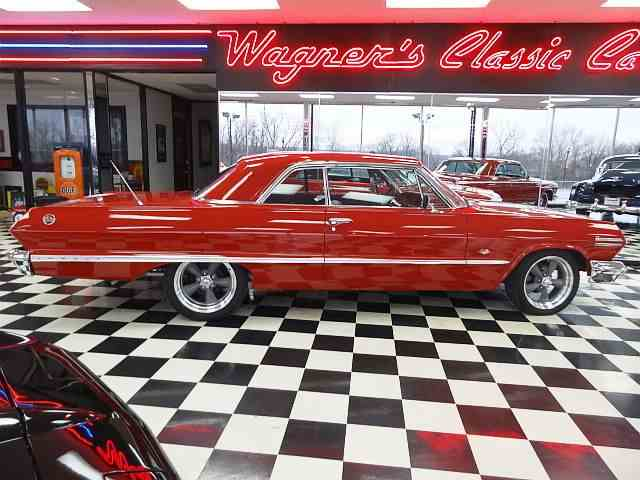 Picture of '63 Impala SS - N86V
