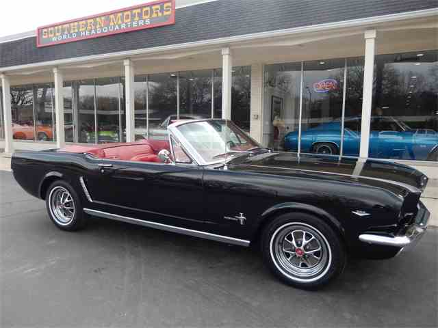 Picture of '65 Mustang - N878