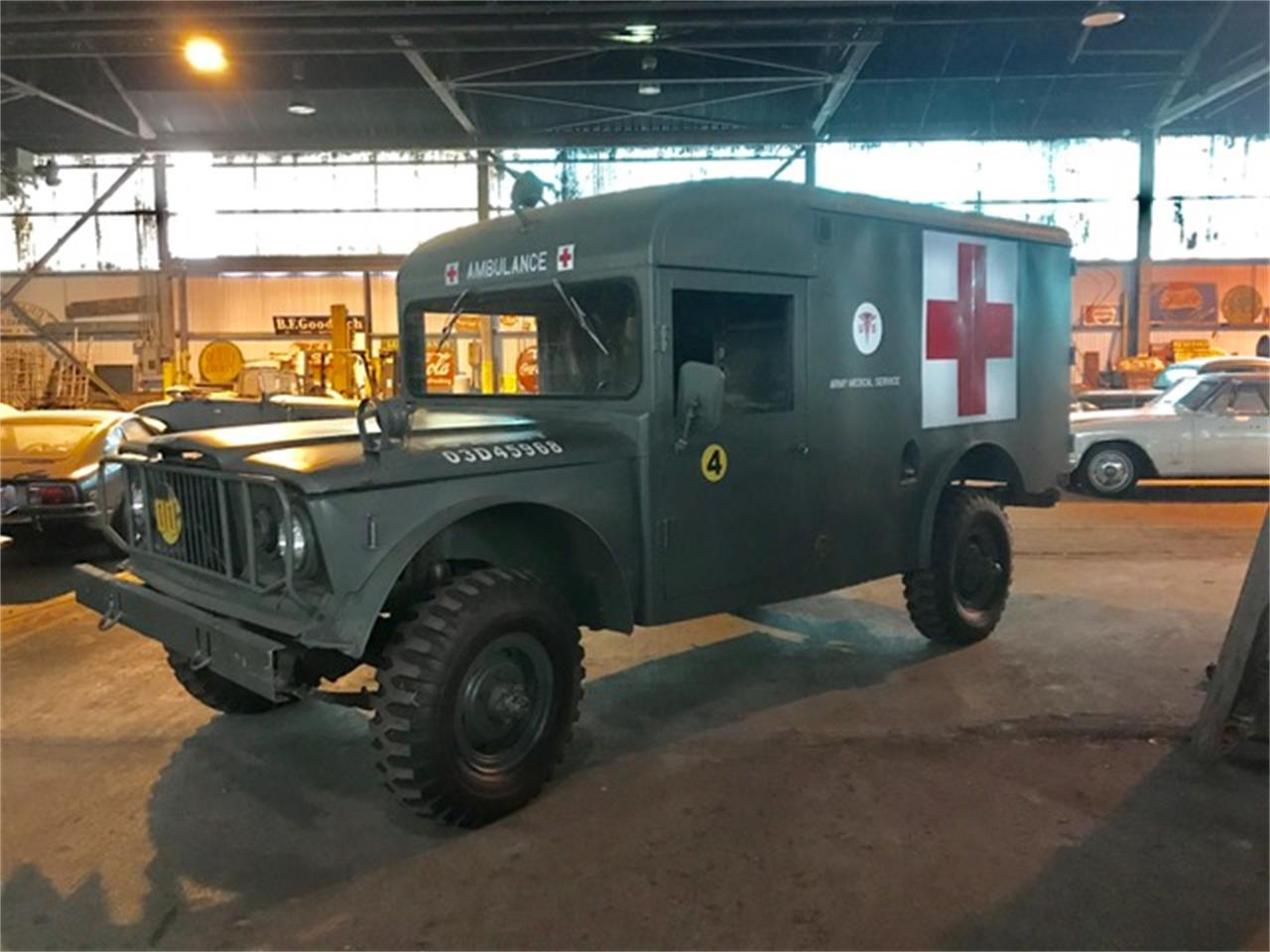 Large Picture of 1967 Military Offered by Smith Automotive Investments - N87B