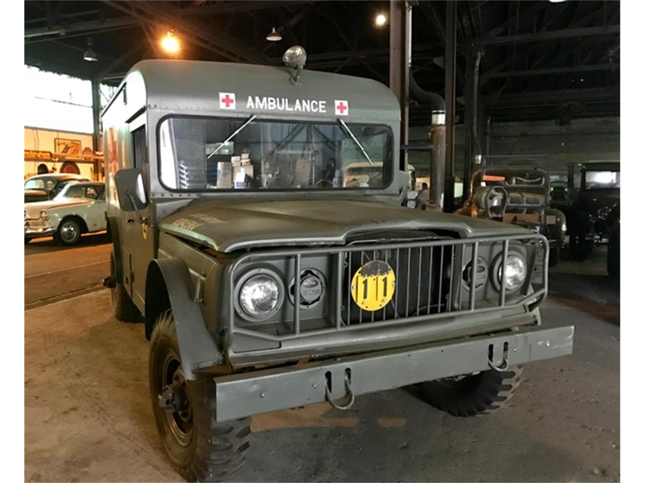 Large Picture of Classic 1967 Jeep Military - N87B