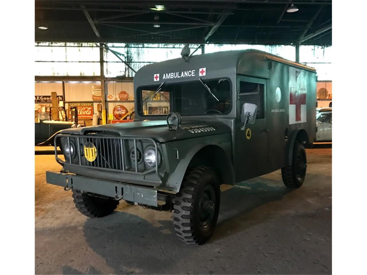 Large Picture of Classic '67 Military located in lynchburg Virginia Offered by Smith Automotive Investments - N87B