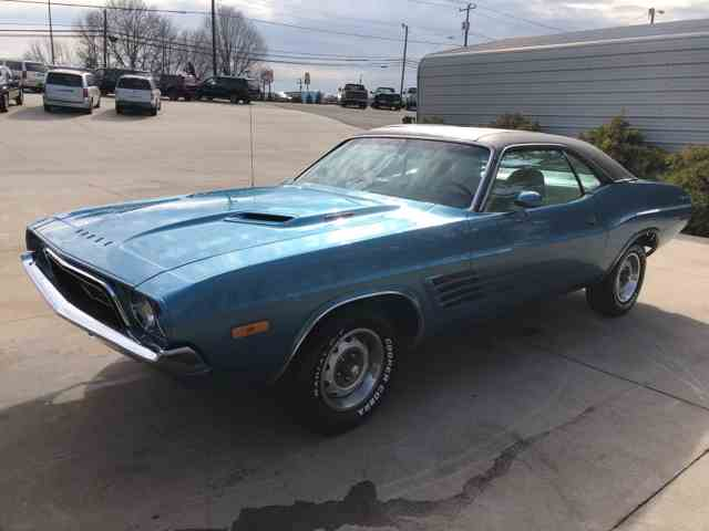 Picture of '72 Challenger - N87O