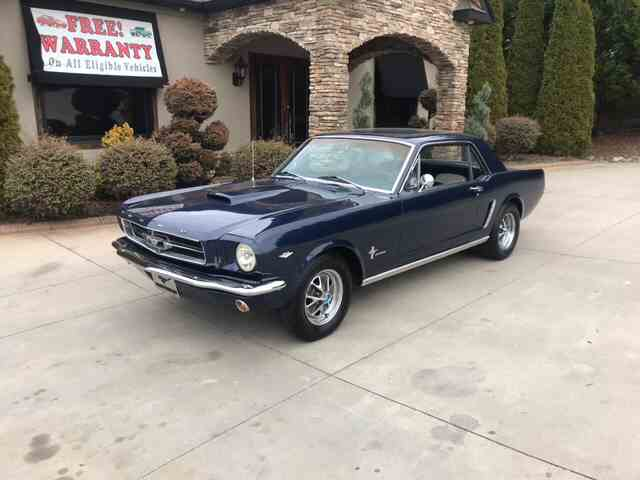Picture of '65 Mustang - N87Q