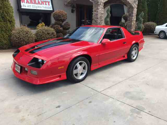 1982 to 1992 chevrolet camaro for sale on. Black Bedroom Furniture Sets. Home Design Ideas