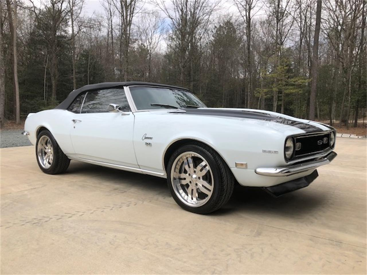 Large Picture of Classic '68 Camaro SS located in Delaware - N88A