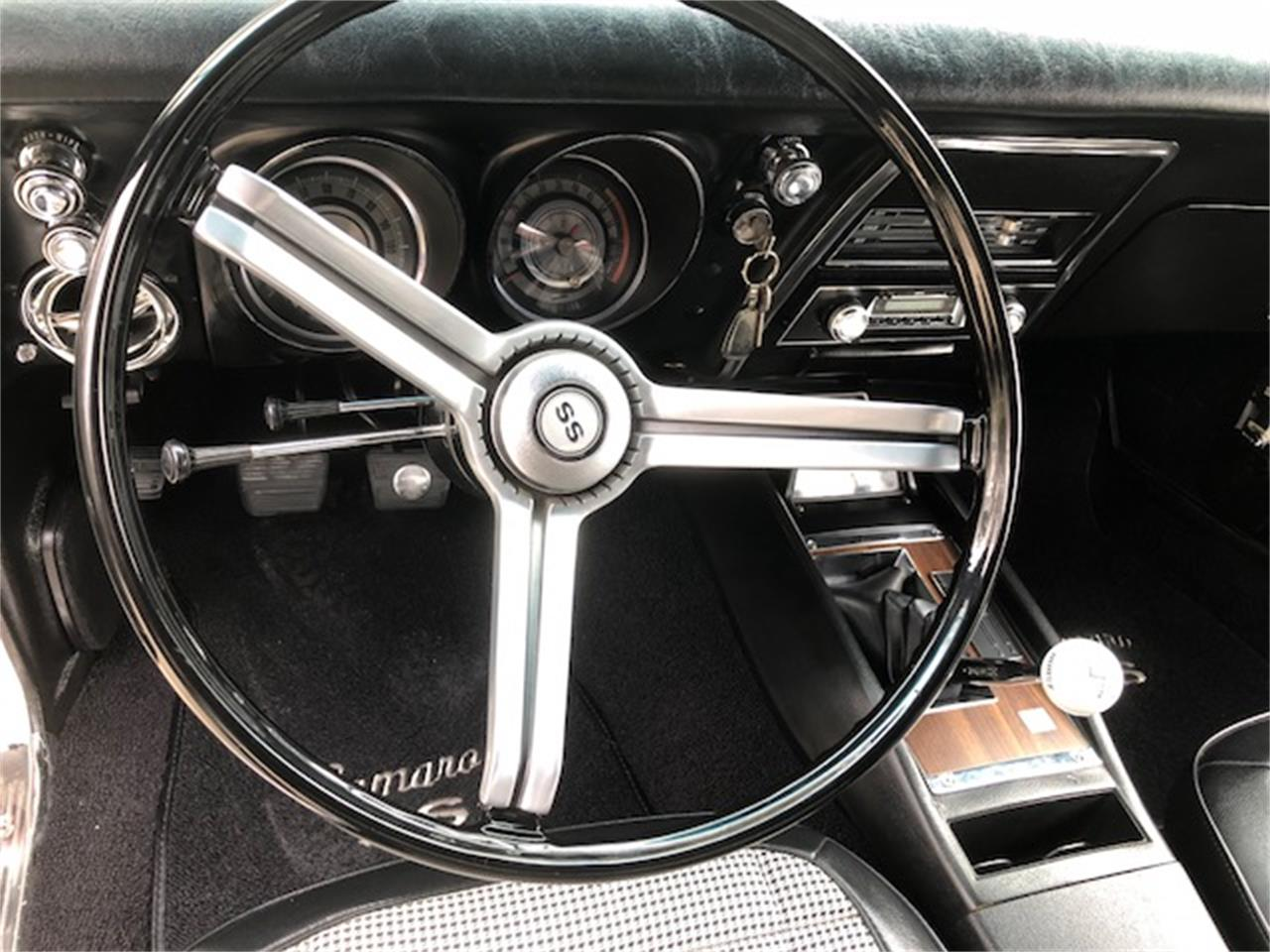 Large Picture of '68 Chevrolet Camaro SS - $48,500.00 Offered by a Private Seller - N88A