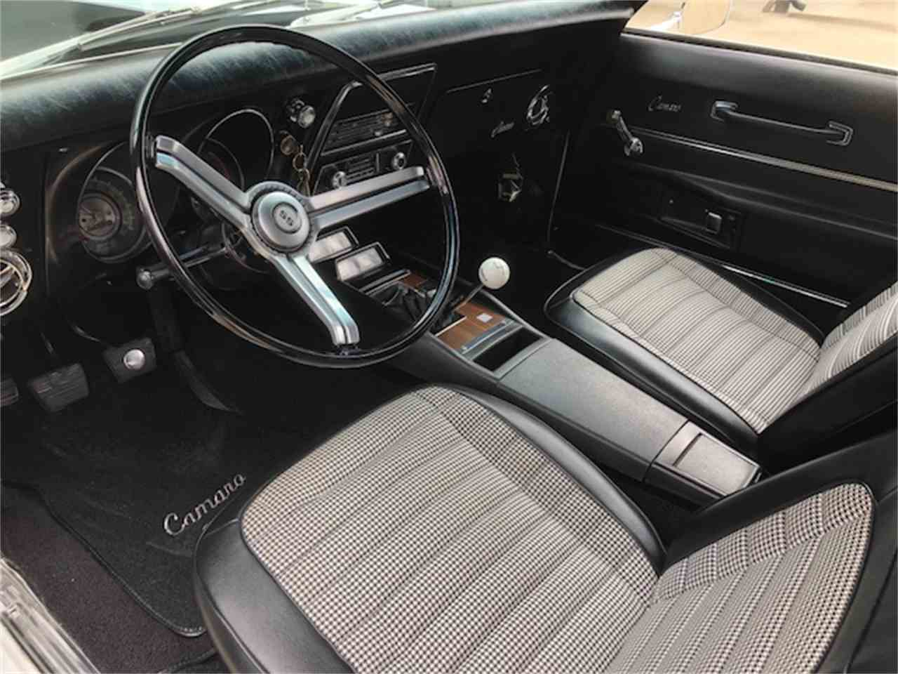 Large Picture of '68 Camaro SS - N88A