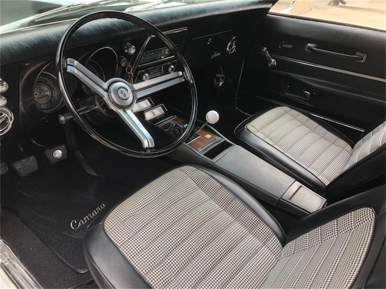Large Picture of '68 Chevrolet Camaro SS located in Delaware - $48,500.00 - N88A