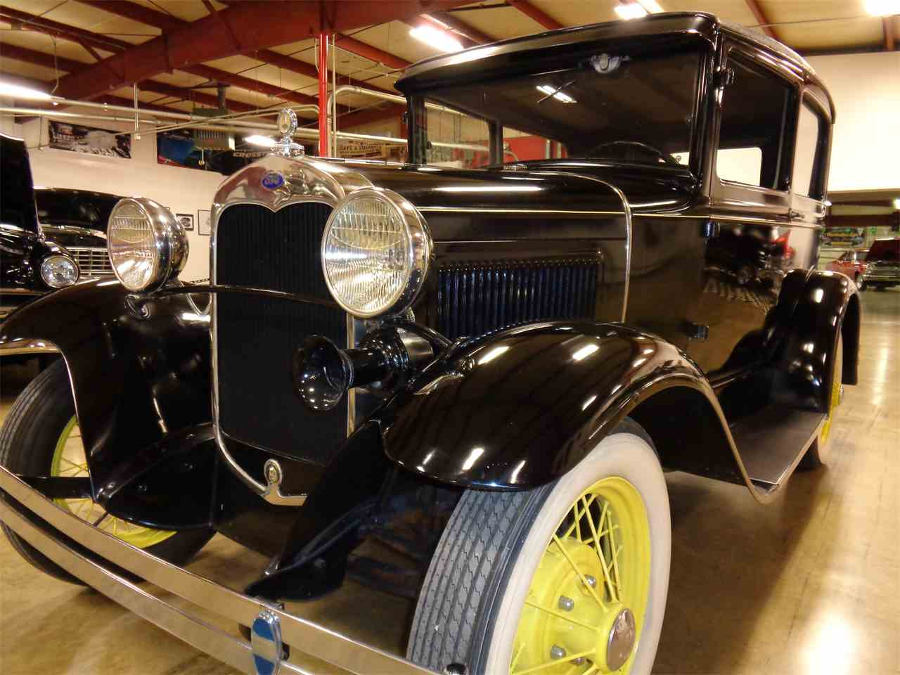 Large Picture of '30 Model A - N88H