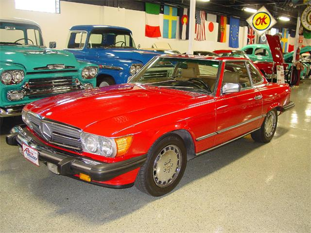 Picture of '88 560SL - N890