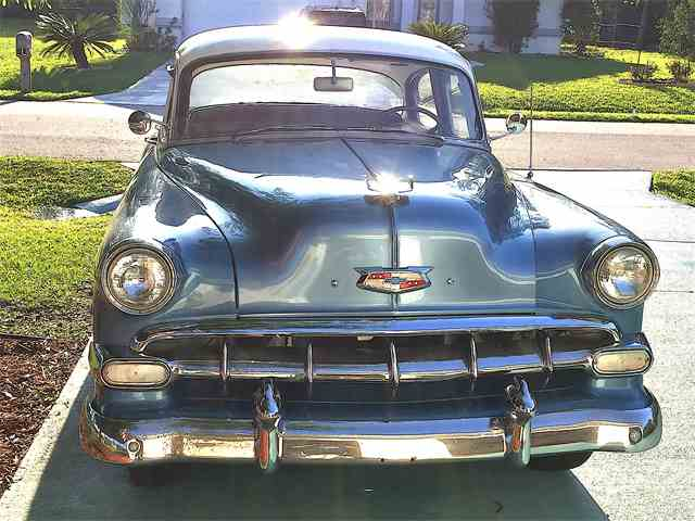 Picture of 1954 Chevrolet 210 located in Palm Coast Florida - $8,799.00 Offered by a Private Seller - N893