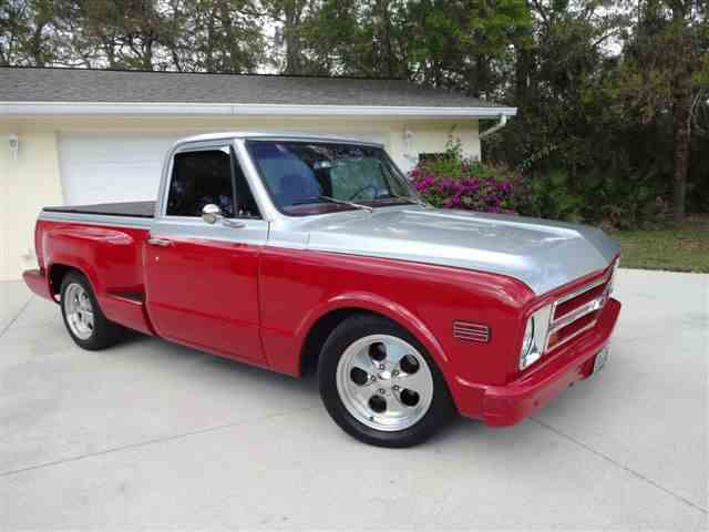 Picture of '68 Chevrolet C10 - $27,500.00 Offered by  - N897